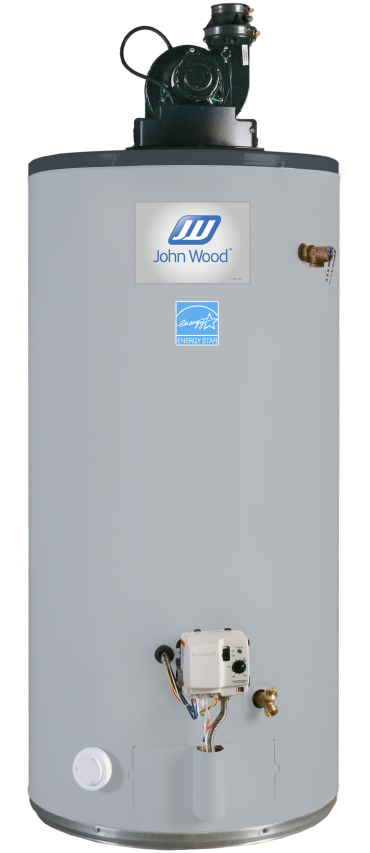Johnwood® Power Vent Water Heater | Water Heater | Hydronics