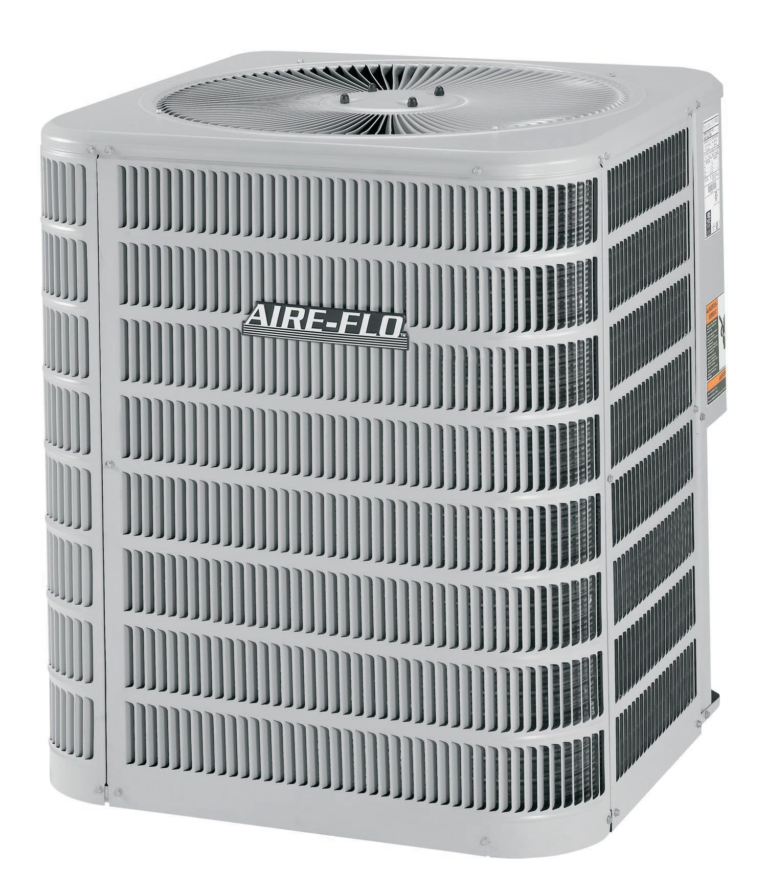 Aire flo 13 seer air conditioners air conditioning for Fan motor for lennox air conditioner