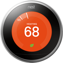 Nest 3rd Generation Smart Thermostat Nest Professional